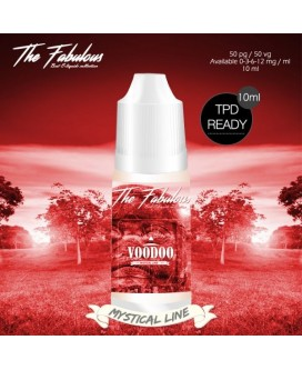 Voodoo fraise - the fabulous 10 ML