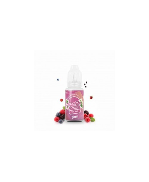 Supafly - Red Fruits, grape 10ml