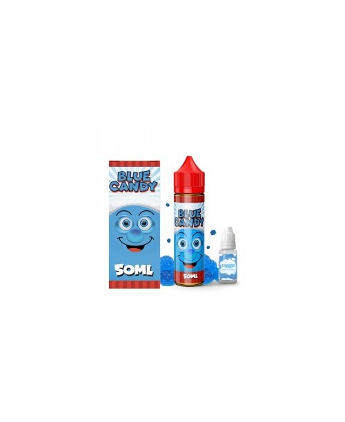BLUE CANDY -ROLLER COASTER 50ML